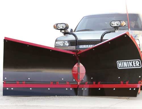 Hiniker Full Line of Professional Snow Removal Equipment