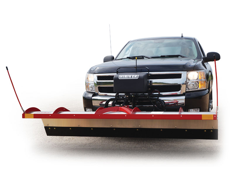 1700 Series Stainless Steel Tilt-Lift Plow