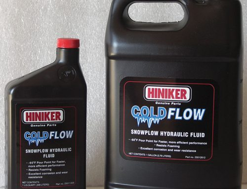 Hiniker Cold Flow Hydraulic Fluid