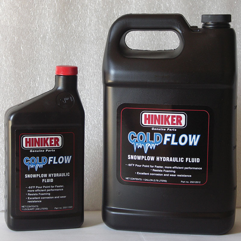 Cold Flow Hydraulic Fluid