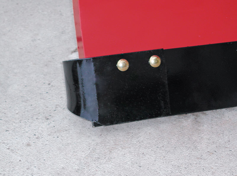Bolt on Curb Guards