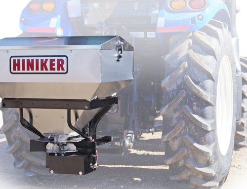 Hiniker Offers Tailgate Spreader Mounting Kits for Added Versatility