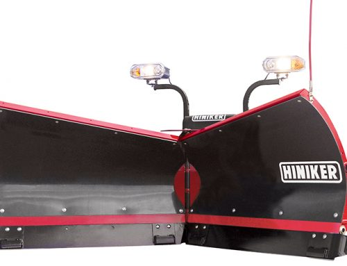 New Hiniker Torsion-Trip V-Plow