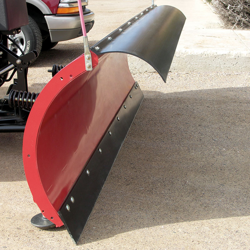 Polyethylene Snow Deflectors