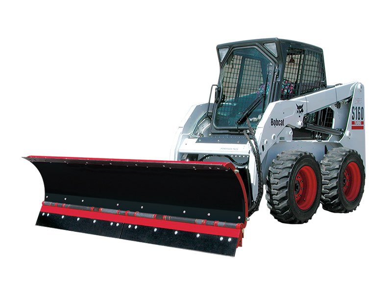 Skid Steer Reversible C-Plow
