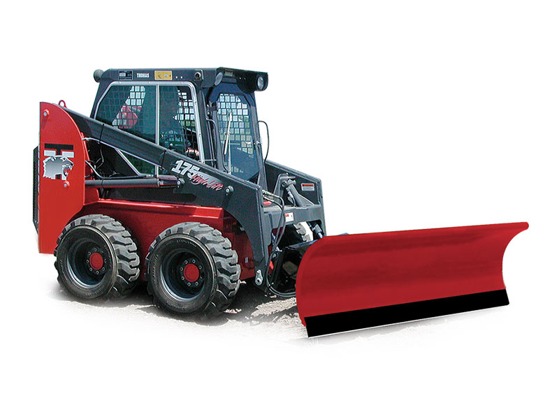 Skid Steer Conventional Plow