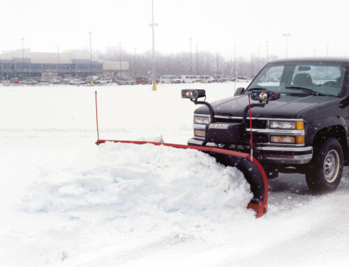 How To Remove and Install a Hiniker Snowplow