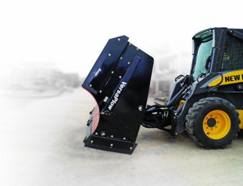 Plow Snow With Your Skid Steer